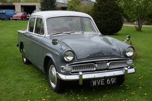 1960 HILLMAN MINX IIIA - IDEAL ENTRY CLASSIC, PRETTY ENOUGH. For Sale