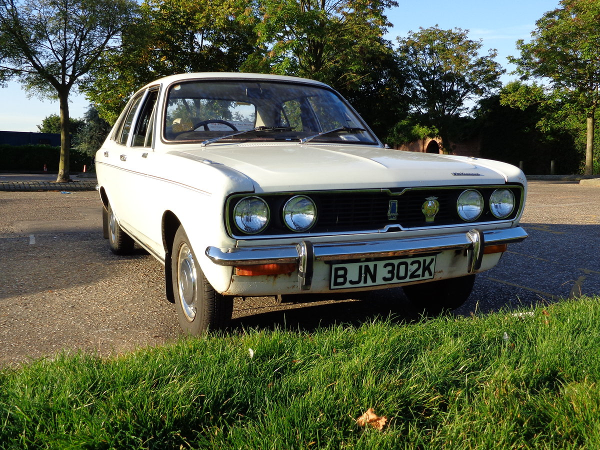 1971 Stolen: Hillman Avenger For Sale (picture 1 of 3)