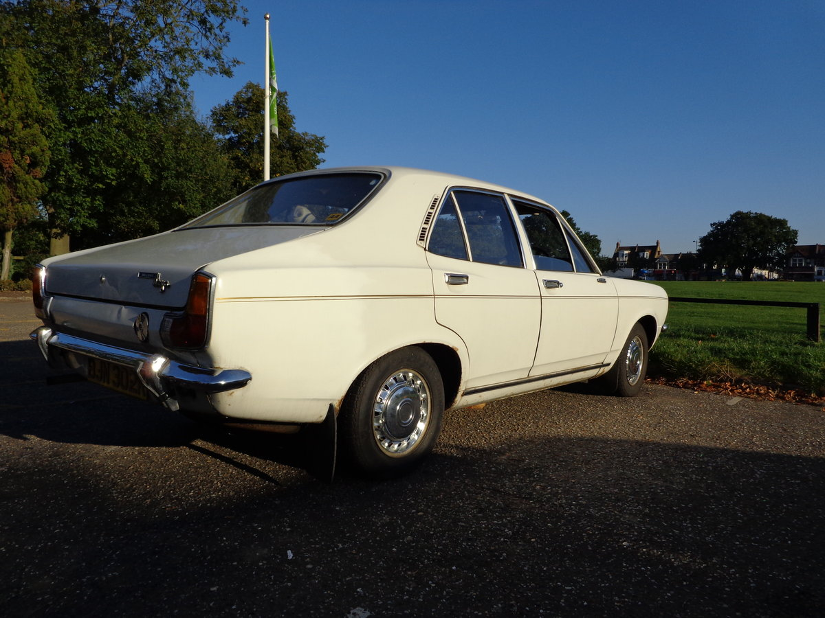 1971 Stolen: Hillman Avenger For Sale (picture 2 of 3)