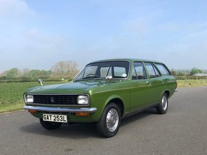 1973 Hillman Avenger 1500 Super Estate SOLD