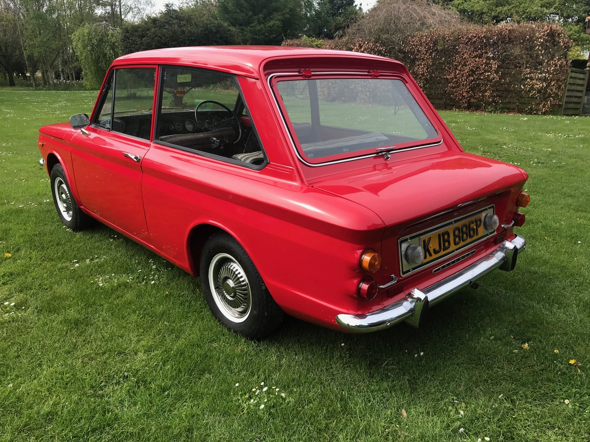 1975 Imp Caledonian scarce special edition 27K miles  For Sale (picture 3 of 6)