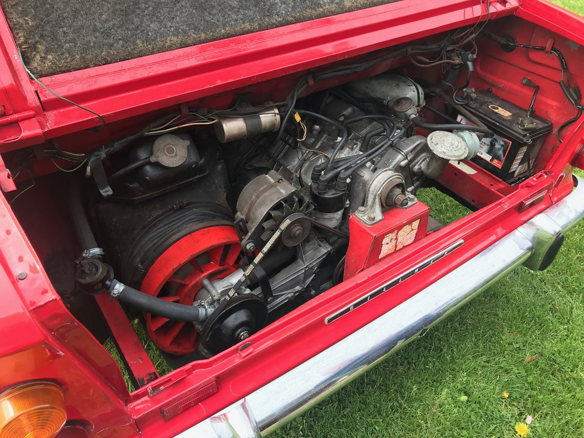 1975 Imp Caledonian scarce special edition 27K miles  For Sale (picture 6 of 6)