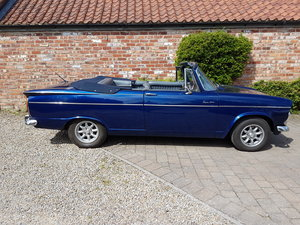 1962 Hillman Super Minx Convertible For Sale