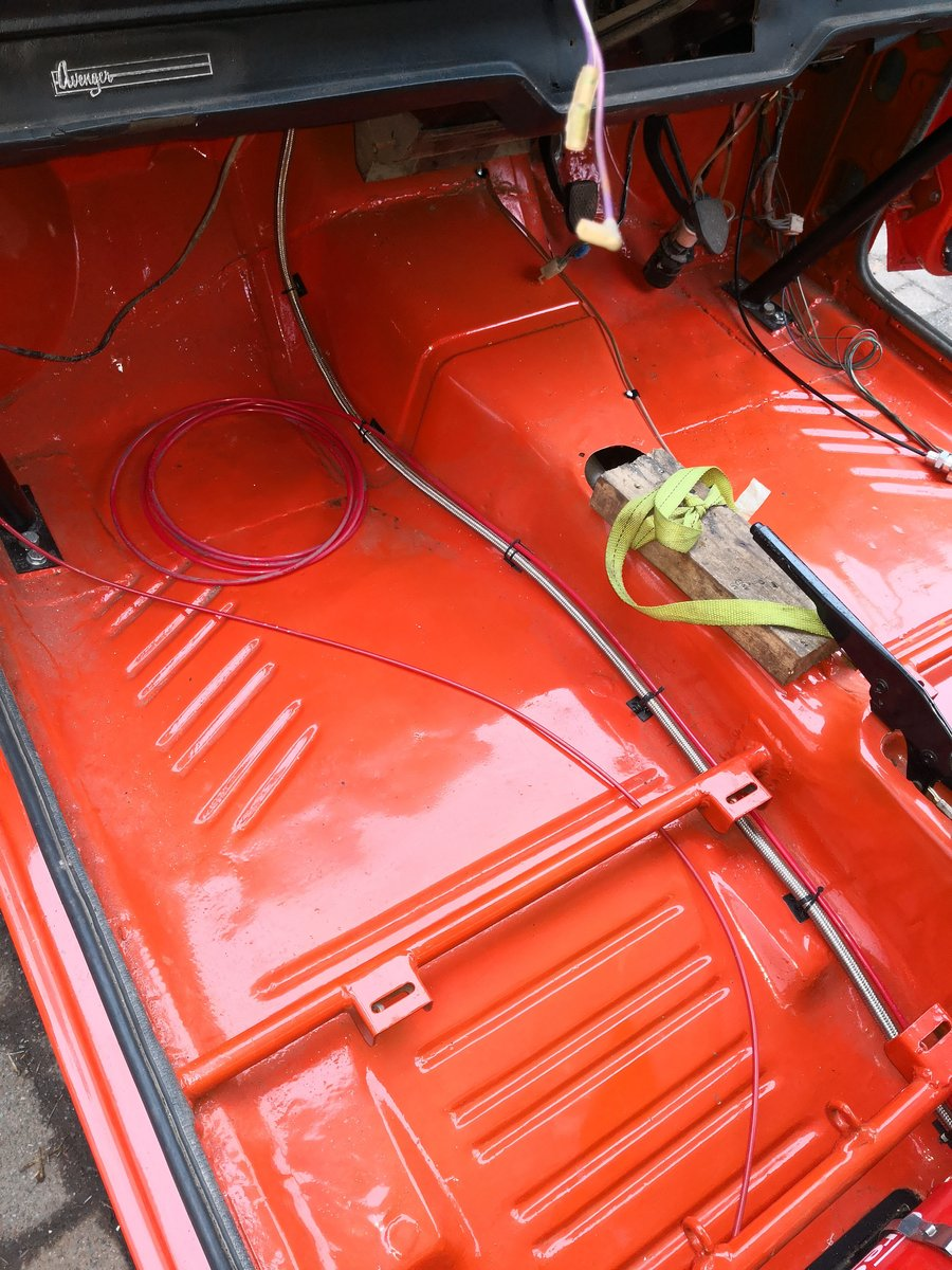 1974 Hillman Avenger Historic Rally Project For Sale (picture 2 of 6)