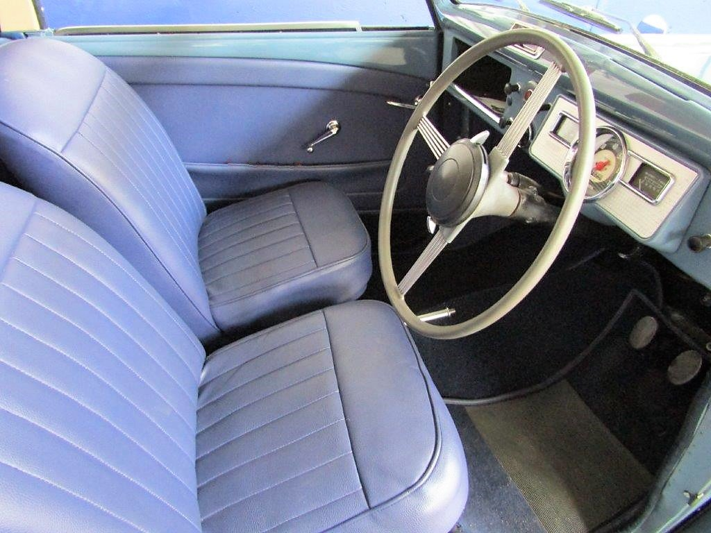 1948 HILLMAN MINX 1.2 DROPHEAD COUPE For Sale (picture 4 of 6)