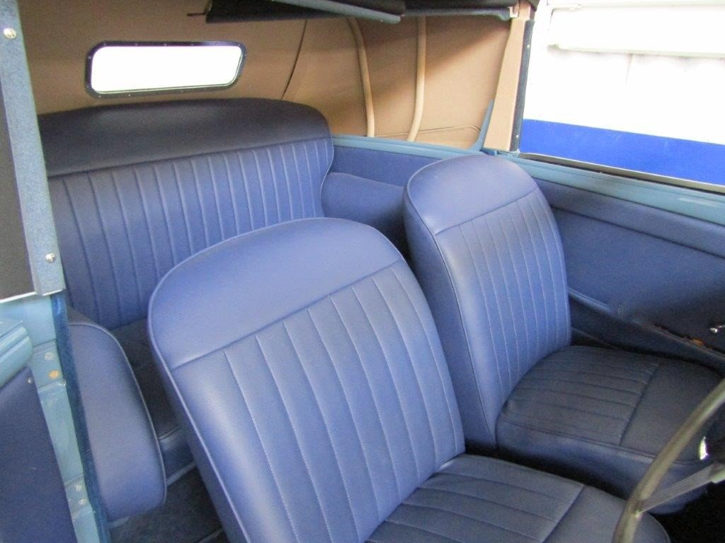 1948 HILLMAN MINX 1.2 DROPHEAD COUPE For Sale (picture 5 of 6)