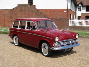 Picture of 1962 Hillman Minx Estate at ACA 15th June  SOLD