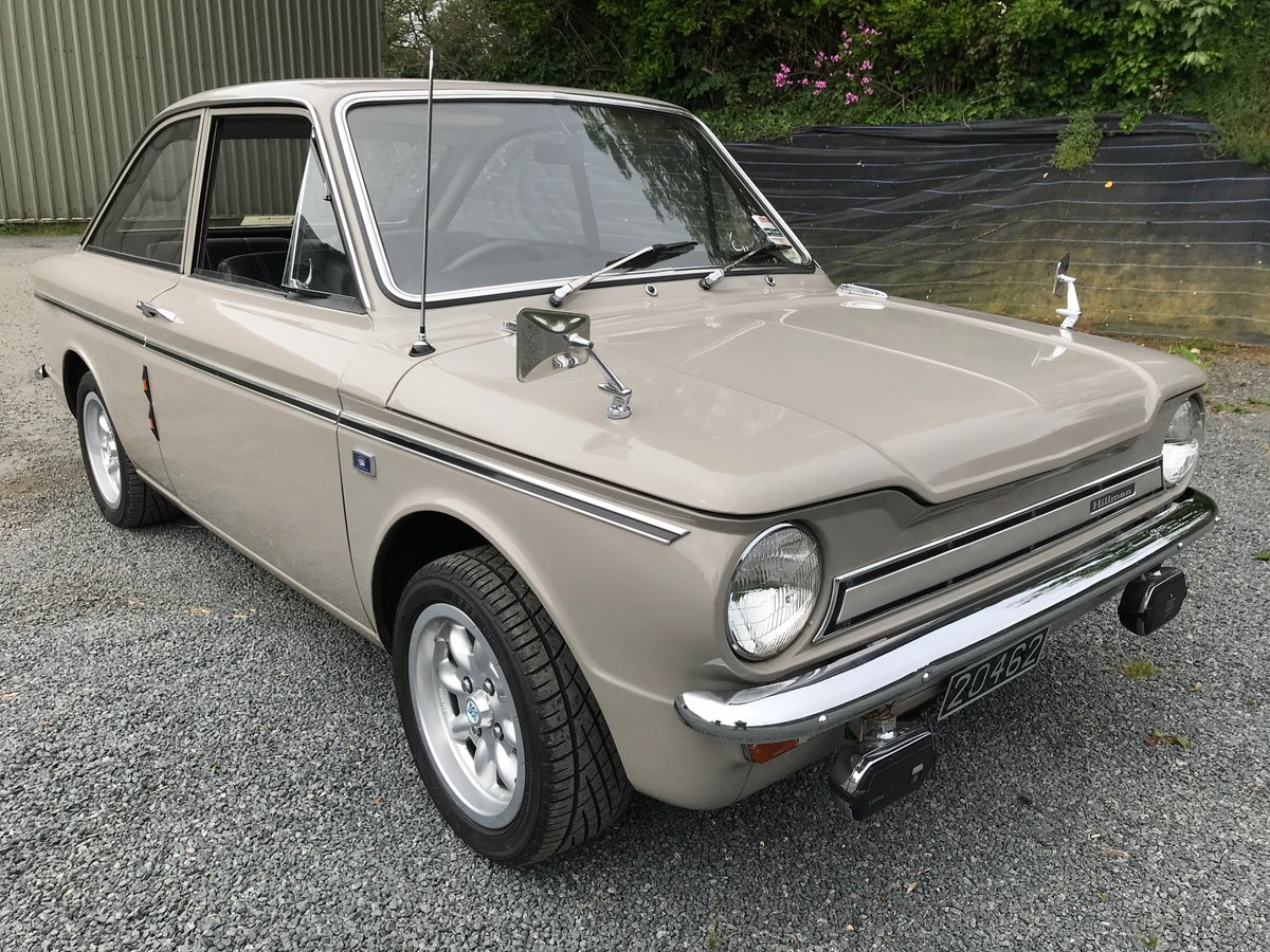 1968 Hillman Imp Californian, one previous owner, low mileage For Sale (picture 1 of 6)