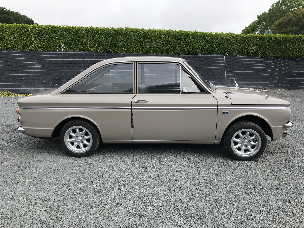1968 Hillman Imp Californian. incredible original condition For Sale (picture 3 of 6)