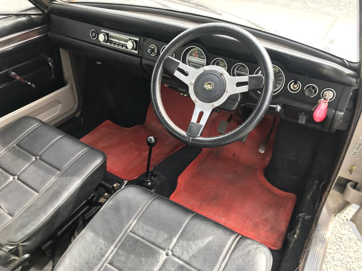 1968 Hillman Imp Californian. incredible original condition For Sale (picture 4 of 6)