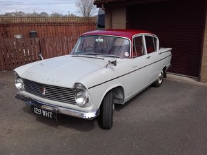 Hillman Super Minx 1964, genuine 26,000 miles. For Sale