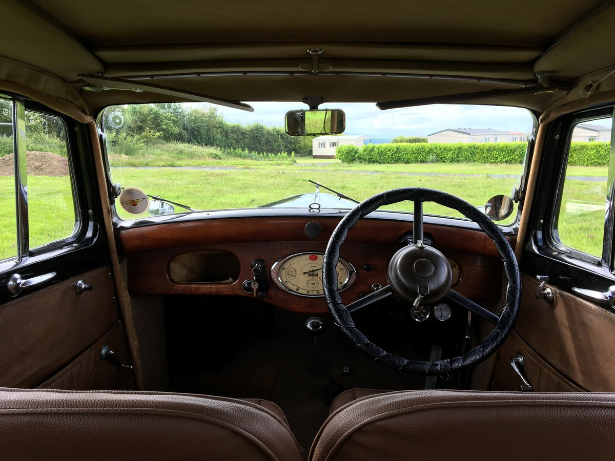 1936 Hillman 16 For Sale (picture 5 of 6)