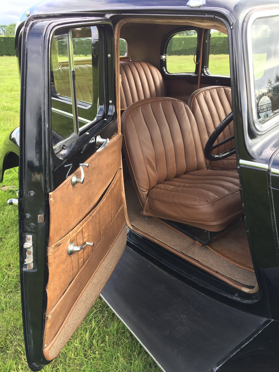 1936 Hillman 16 For Sale (picture 3 of 6)