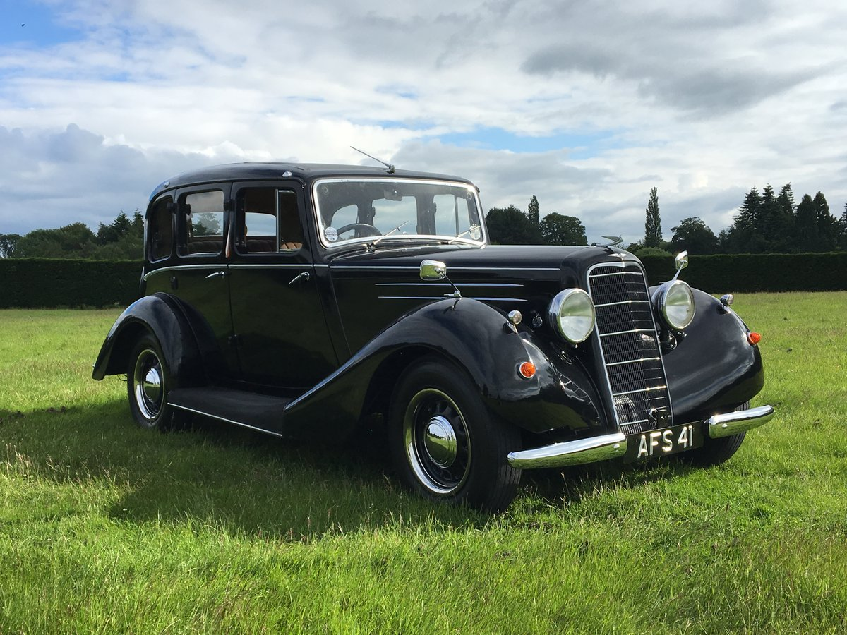 1936 Hillman 16 For Sale (picture 1 of 6)