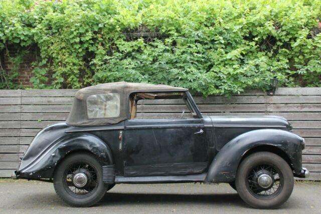 Hillman Minx Cabrio, 1948, Export Model LHD, 3.900,- Euro For Sale (picture 5 of 6)