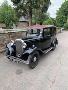 1933 Hillman Sun Sedan  SOLD