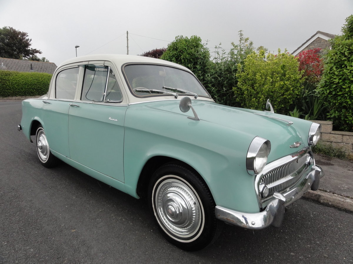 1957 Hillman Minx Series I Saloon For Sale (picture 2 of 6)
