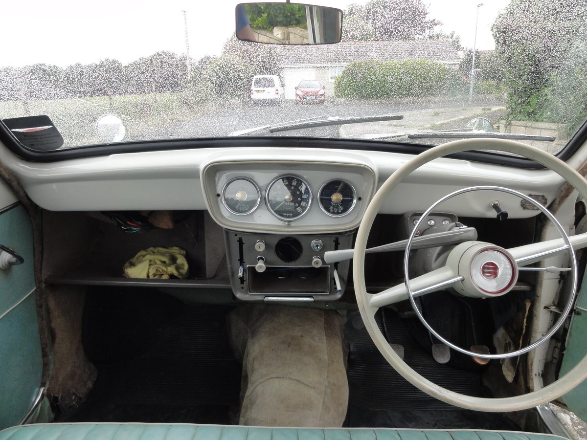 1957 Hillman Minx Series I Saloon For Sale (picture 5 of 6)