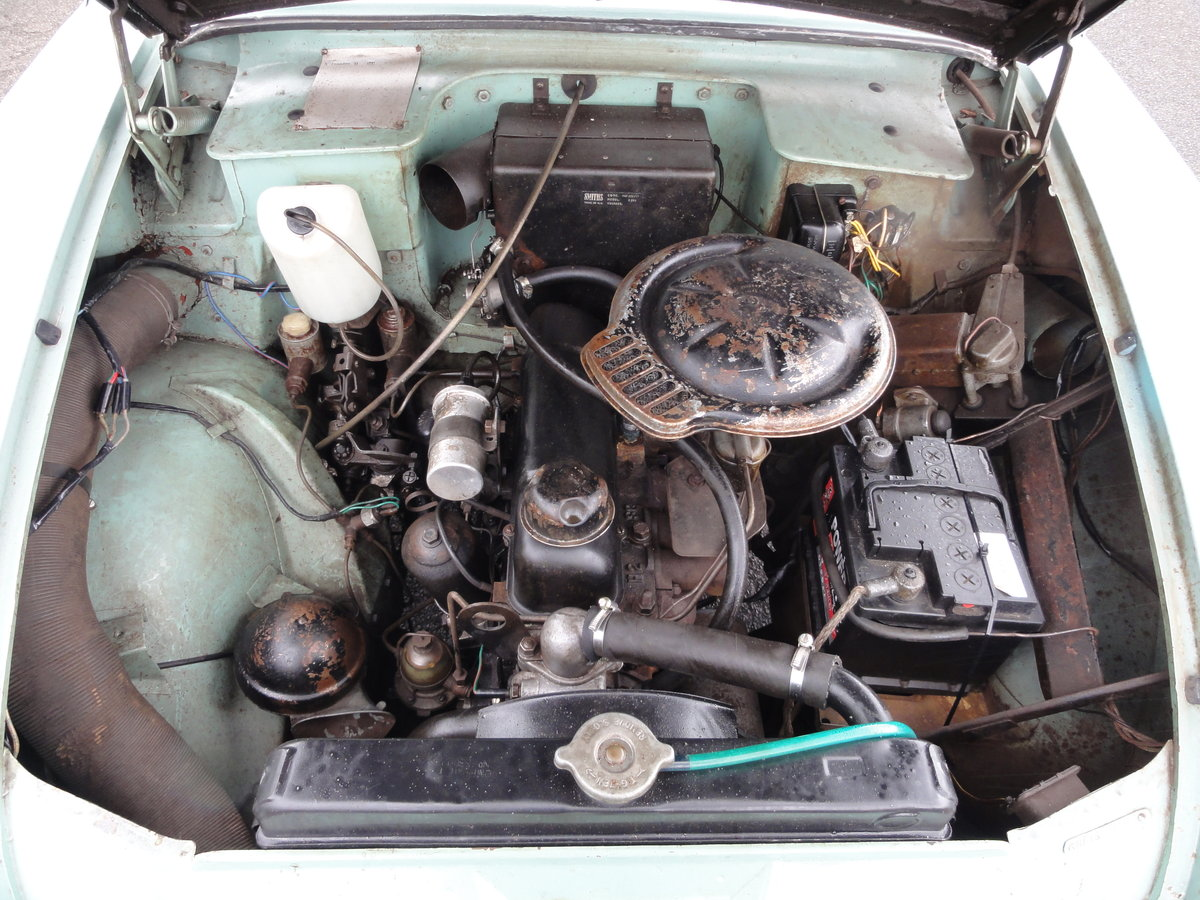 1957 Hillman Minx Series I Saloon For Sale (picture 6 of 6)