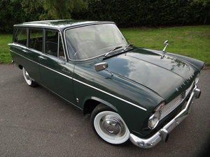 1965 Hillman super minx estate