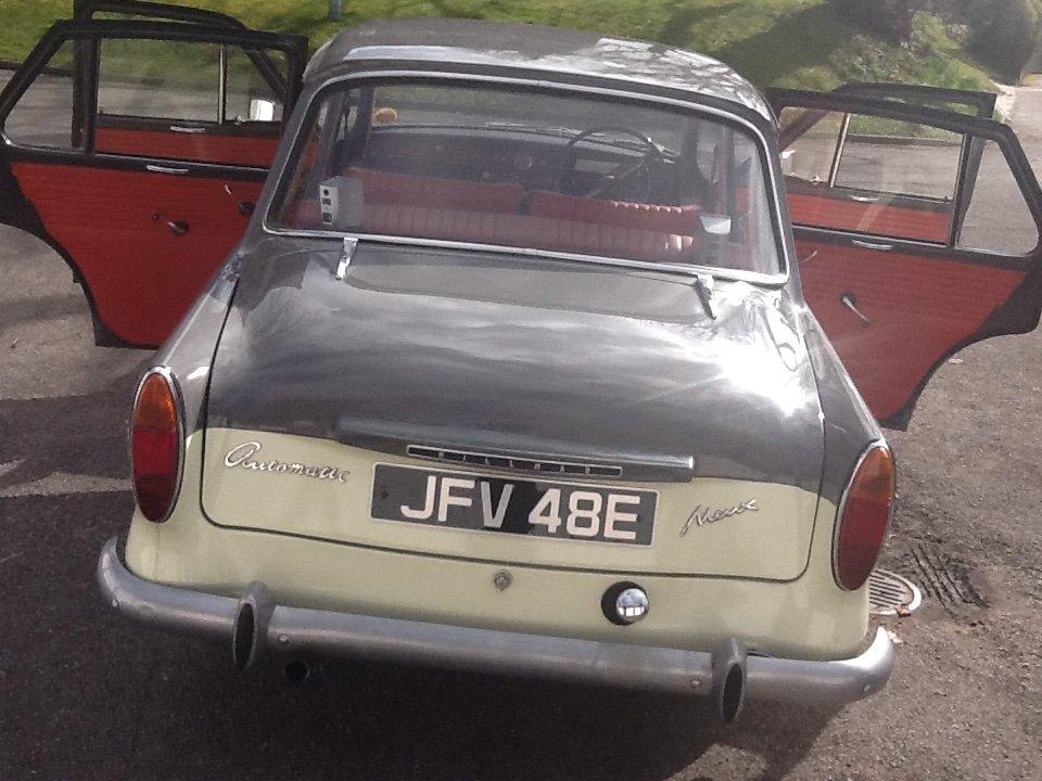 1967 Hillman minx Auto For Sale (picture 1 of 6)