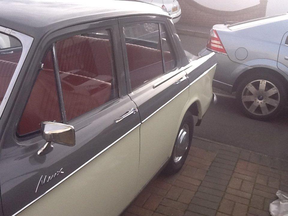 1967 Hillman minx Auto For Sale (picture 5 of 6)
