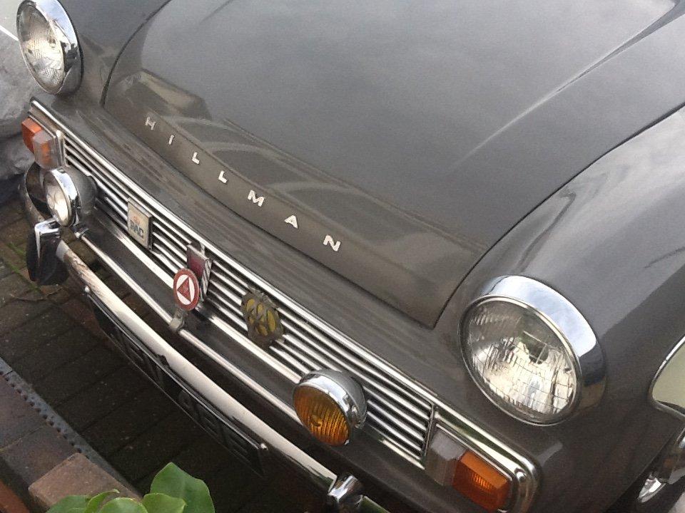 1967 Hillman minx Auto For Sale (picture 6 of 6)