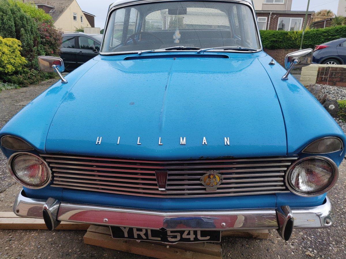 1965 Hillman Super Minx For Sale (picture 4 of 6)