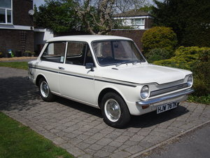 1971 Hillman Imp Super For Sale