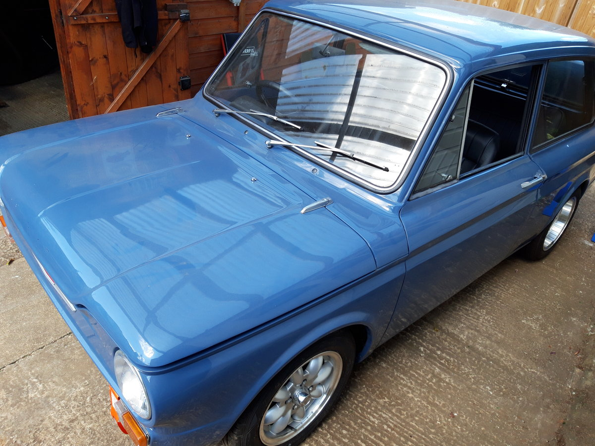 1964 64 Hillman IMP SOLD (picture 1 of 6)