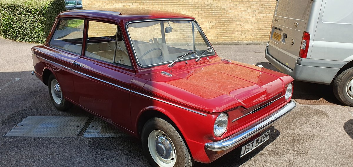 1975 hillman imp exceptional For Sale (picture 4 of 6)
