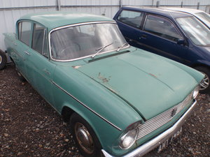 1963 HILLMAN SUPER MINX, VERY ORIGINAL SURVIVOR. 57k
