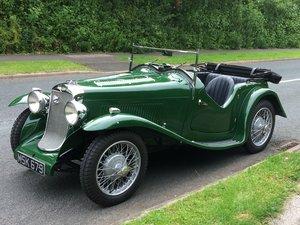 1934 Hillman aero minx tourer, restored 2019 For Sale
