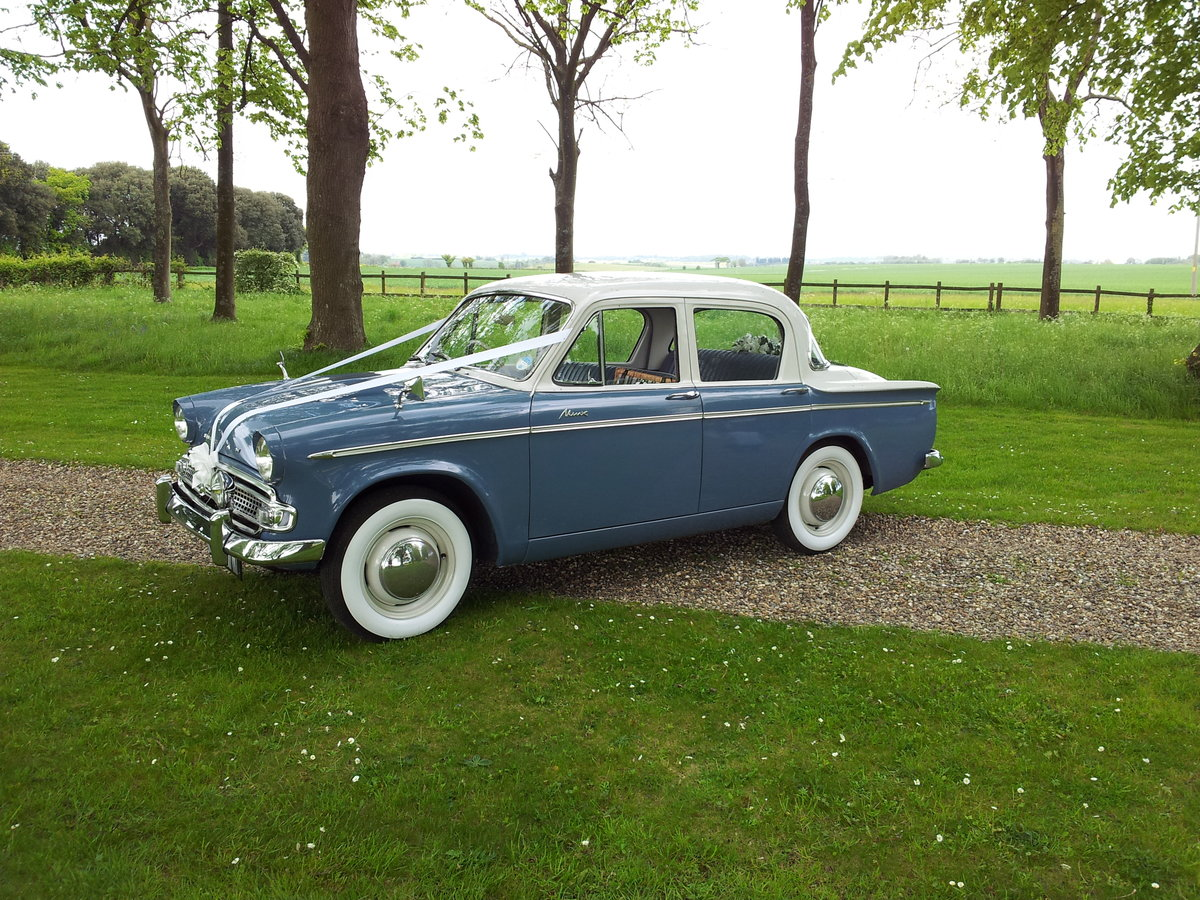 1961 Hillman Minx A lovely little classic SOLD (picture 1 of 6)