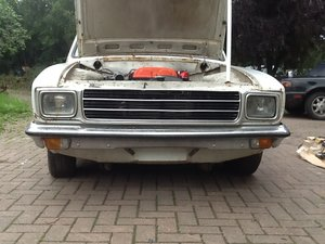 1976 Hillman mx5 turbo'd Project  SOLD