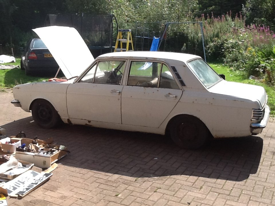 1976 Hillman mx5 turbo'd Project  SOLD (picture 4 of 6)