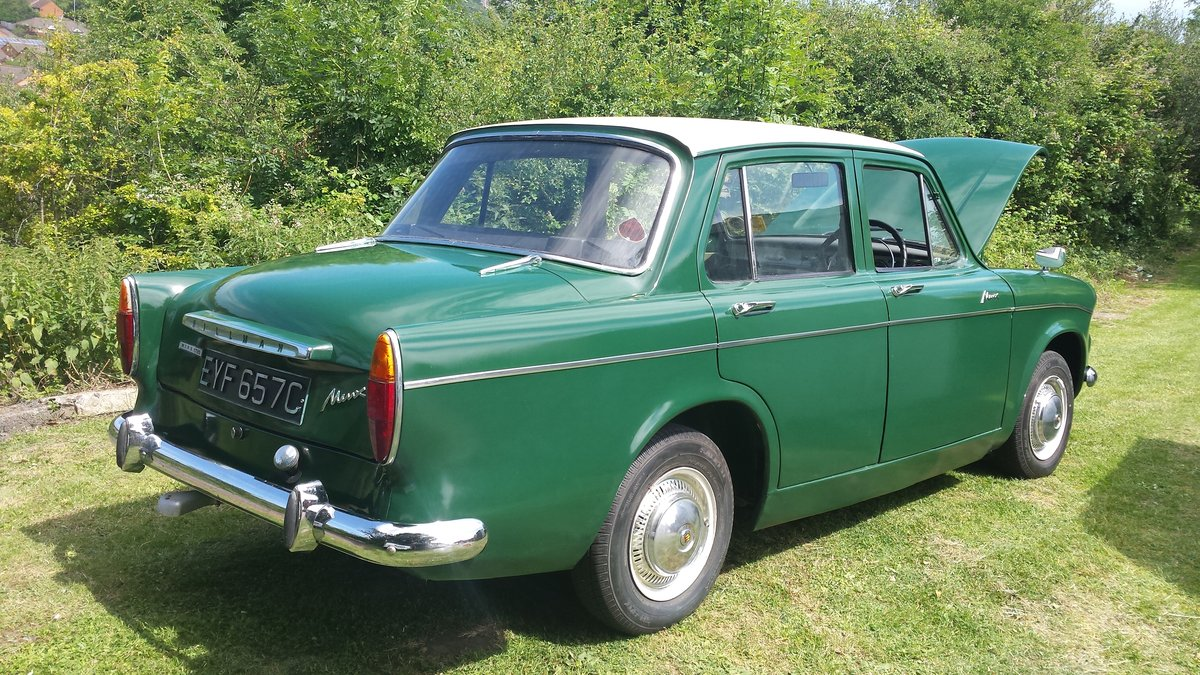 1965 Hillman minx SOLD (picture 3 of 6)