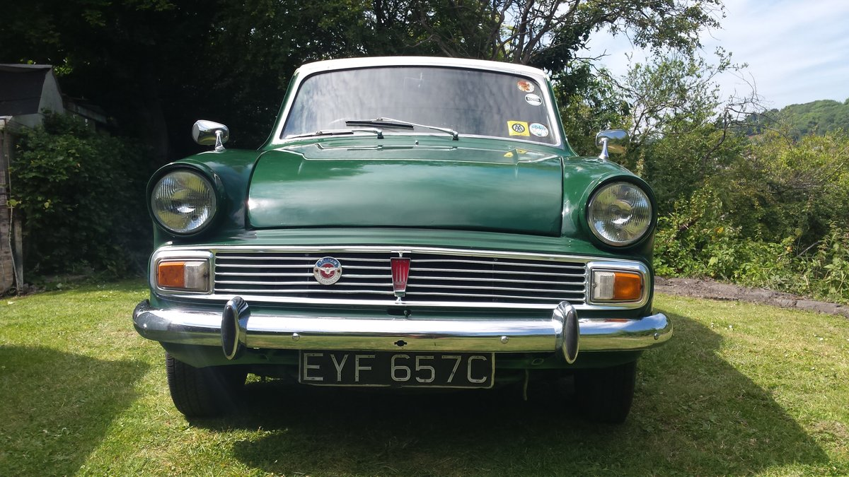 1965 Hillman minx SOLD (picture 6 of 6)