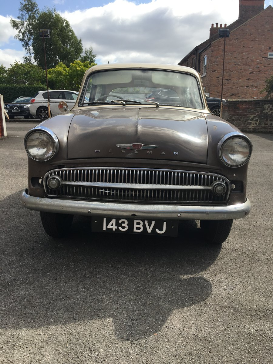 1962 Hillman minx For Sale (picture 2 of 6)