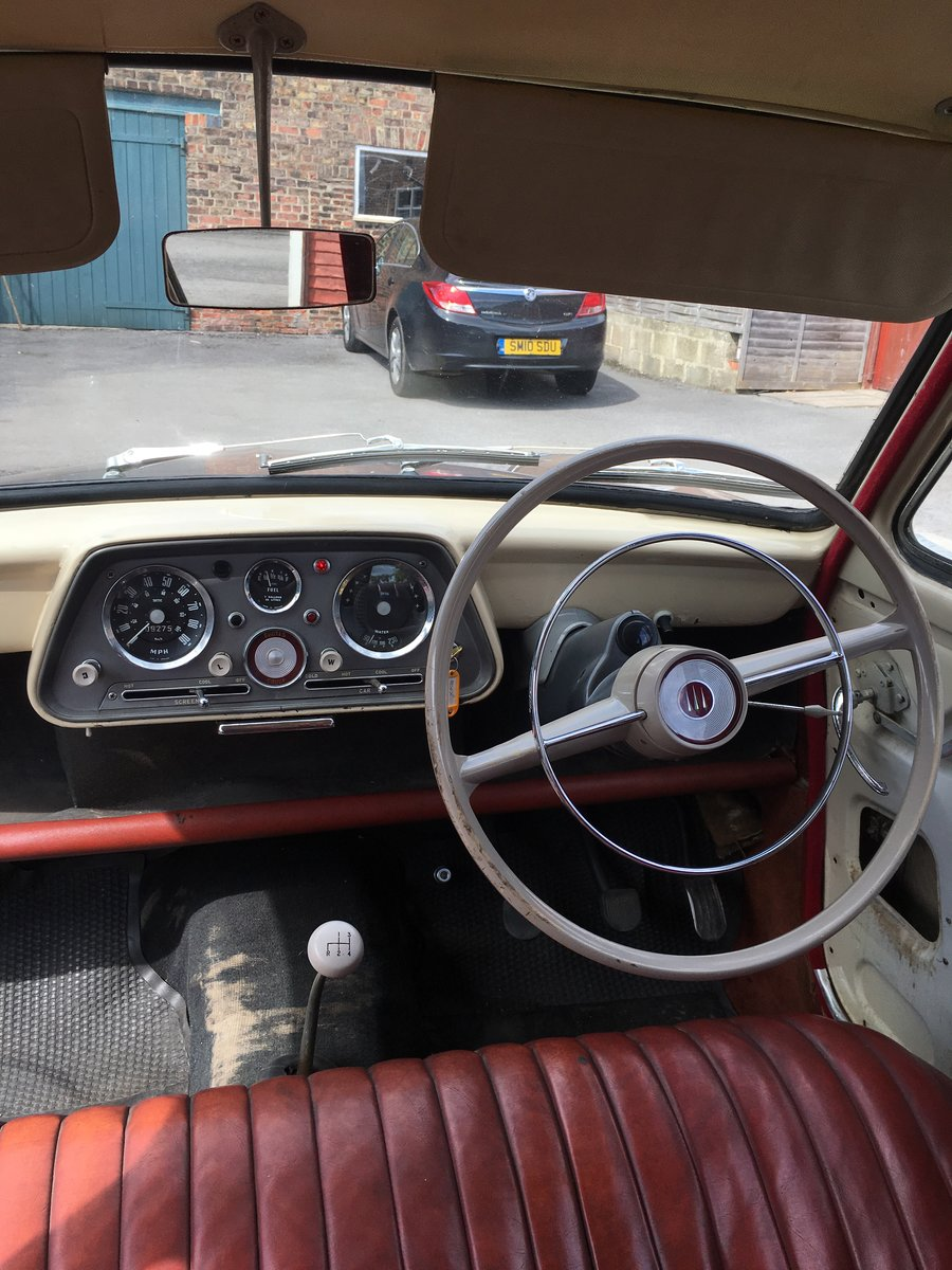 1962 Hillman minx For Sale (picture 3 of 6)