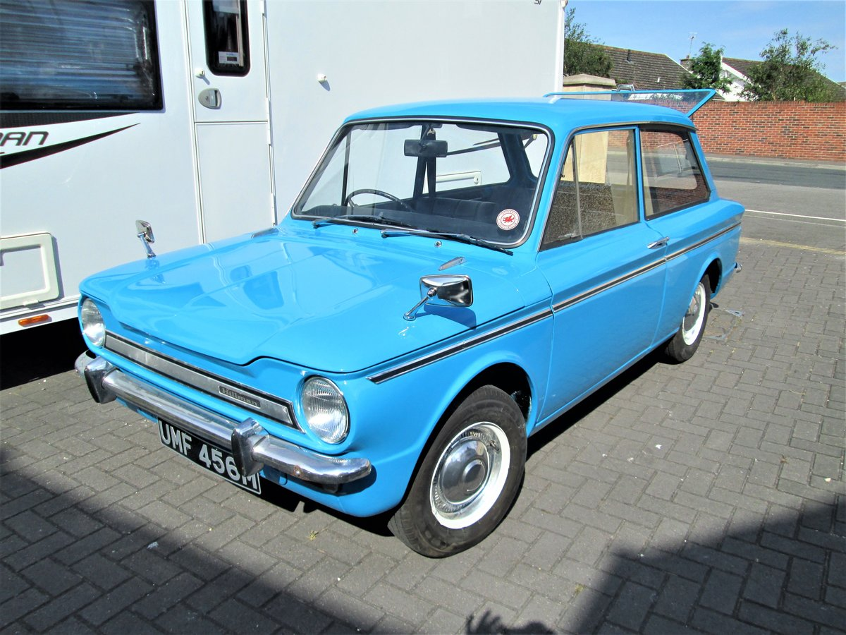 Hillman Imp  SOLD (picture 1 of 6)