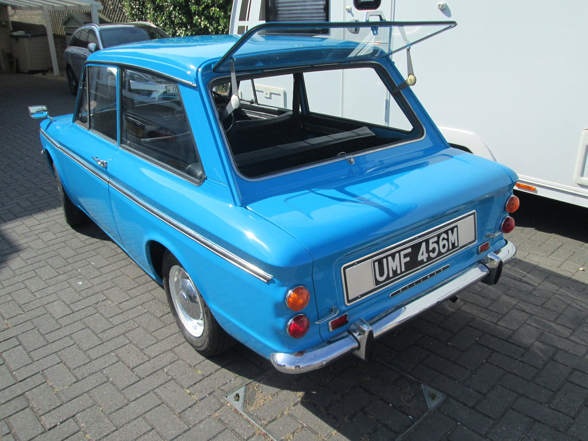 Hillman Imp  SOLD (picture 3 of 6)