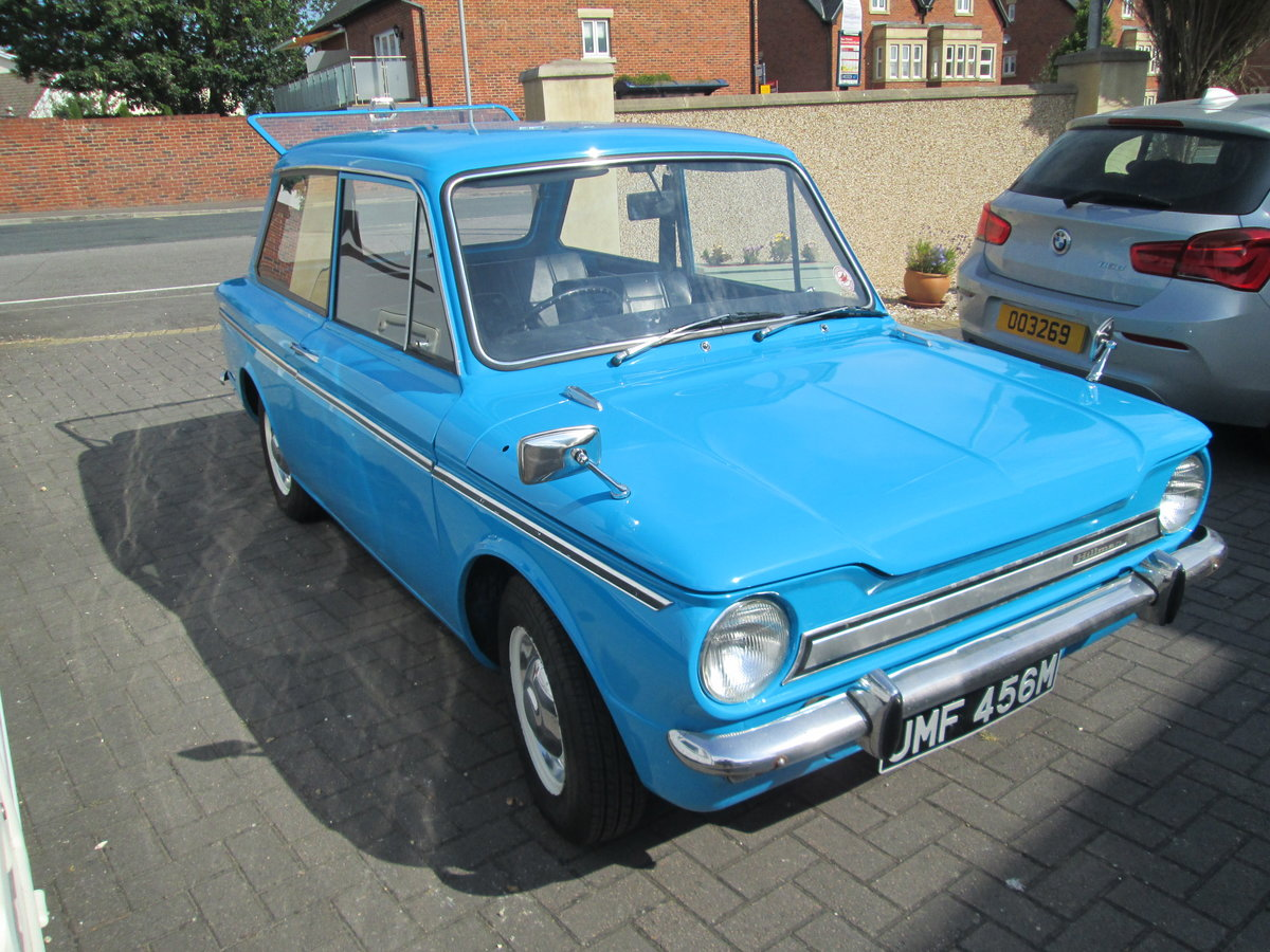 Hillman Imp  SOLD (picture 6 of 6)