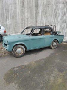 1960  Hillman Minx - Lot 981