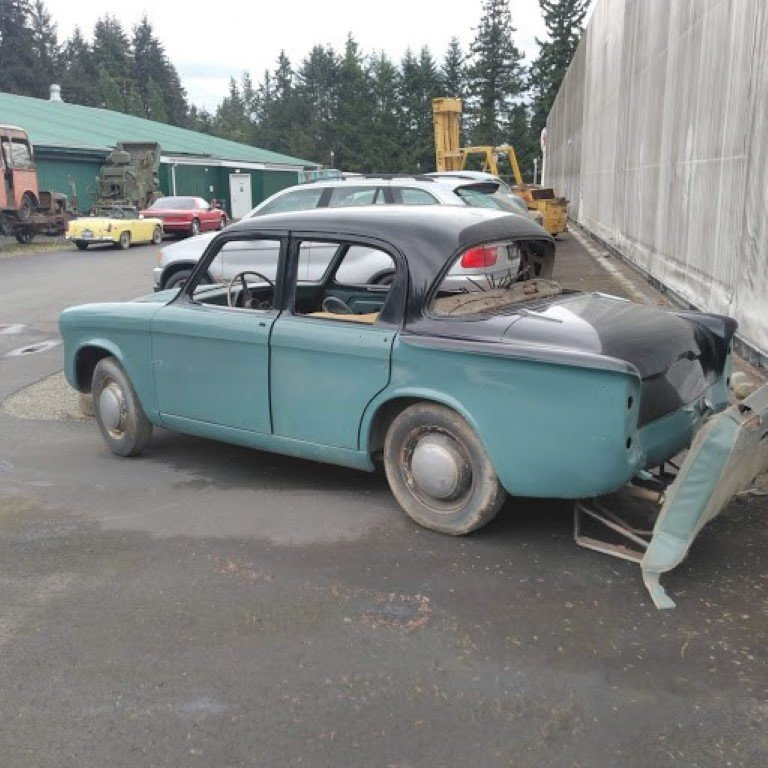 1960 Hillman Minx - Lot 981 For Sale by Auction (picture 3 of 5)
