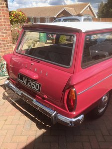1966 Hillman Super Minx Estate For Sale