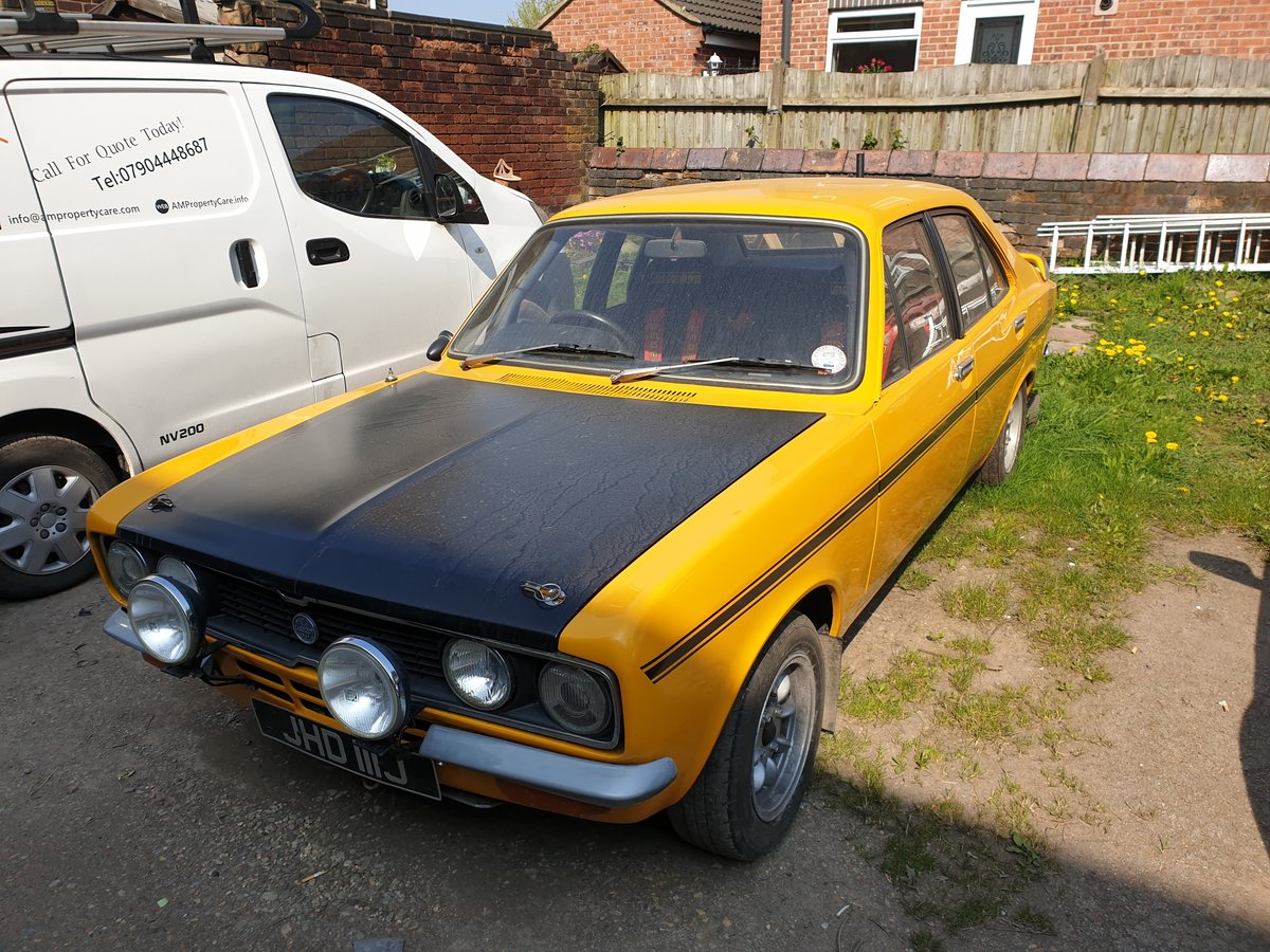 Hillman Avenger For Sale (picture 1 of 4)