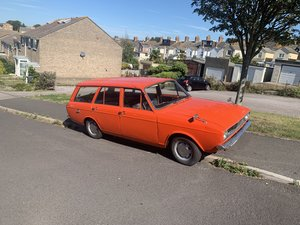 Hillman Hunter ESTATE SUPER RARE