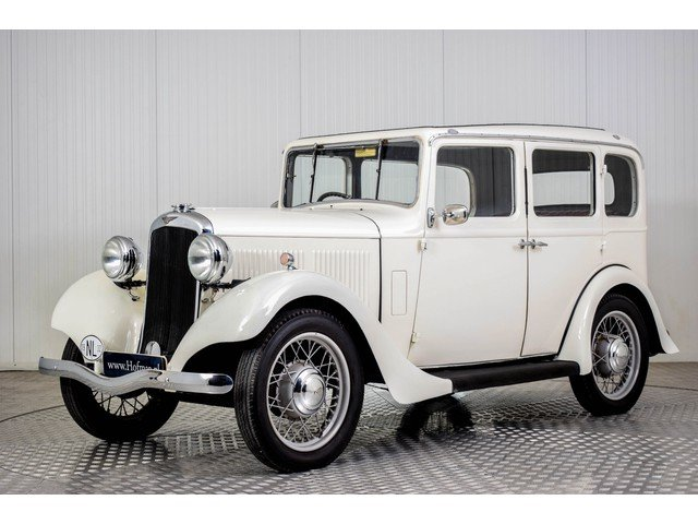 1932 Hillman Minx Saloon For Sale (picture 1 of 6)