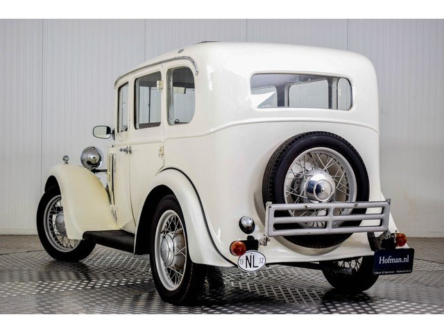 1932 Hillman Minx Saloon For Sale (picture 6 of 6)